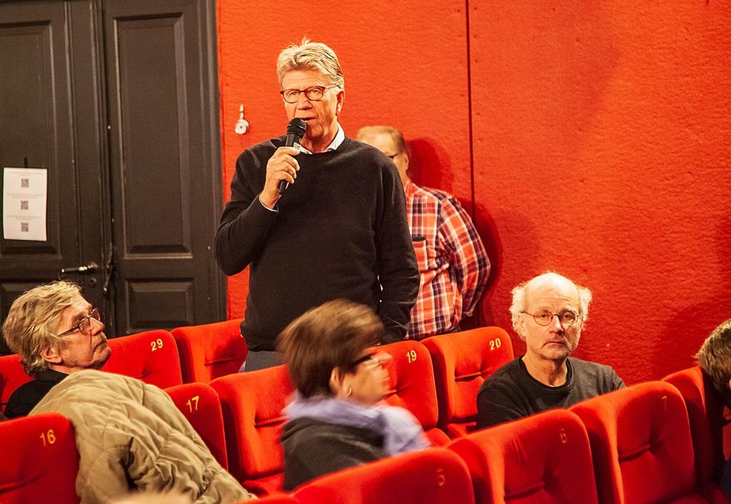 Dialog med publiken